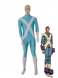 New Style Iceman Custom Superhero Costume