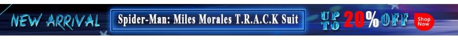 Miles Morales T.R.A.C.K
