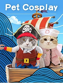 Pet Cosplay Costumes