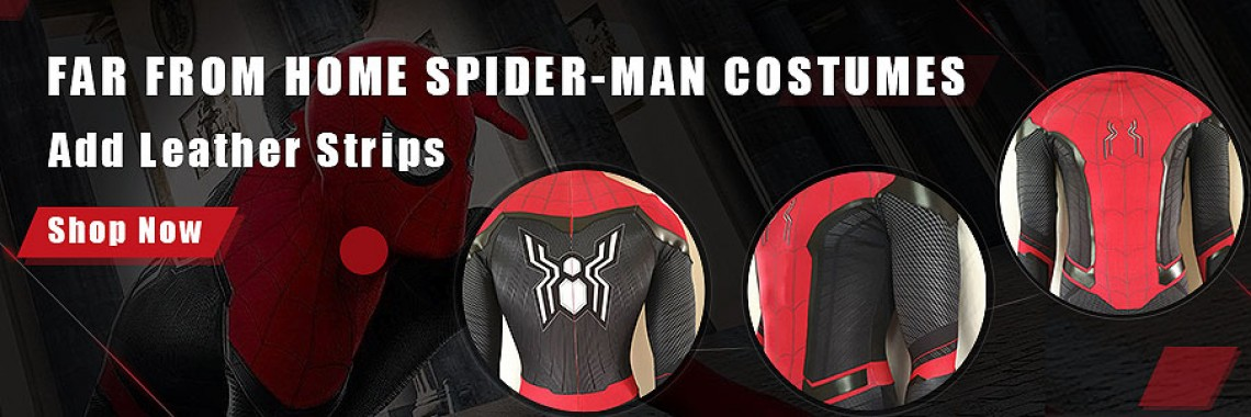 Far From Home Spiderman Costumes