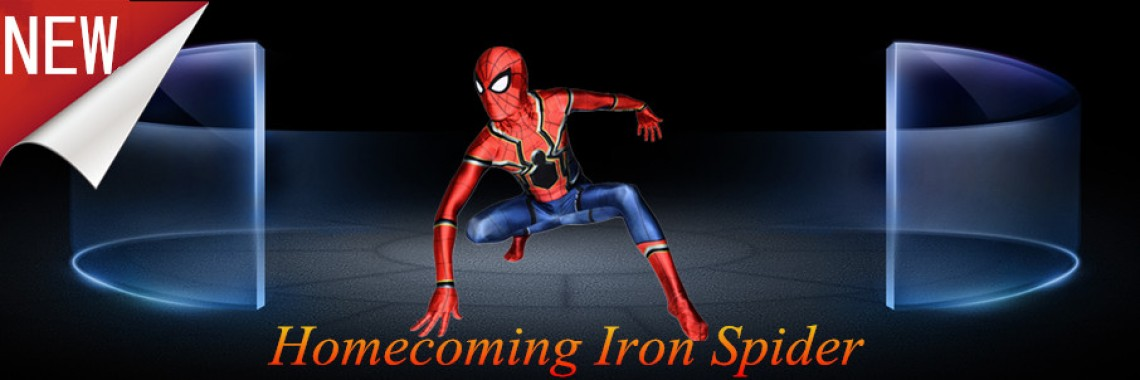 Homecoming Iron Spider