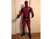 Traje de Deadpool Traje de Cosplay 3D Impreso