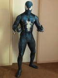 Symbiote Spiderman Suit Venom Symbiote Spiderman Costume