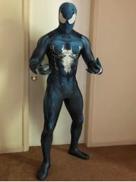 Symbiote Spiderman Suit Venom Symbiote Spiderman Costume