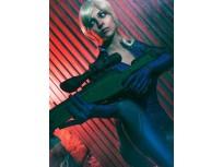 Jill Valentine Costume Resident Evil Girl Cosplay Suit