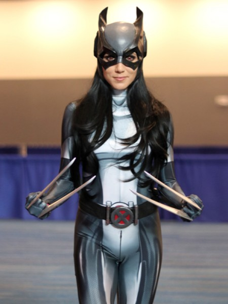 X-23 Laura Kinney Suit X-men Grey Superhero Costume
