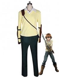Akame Ga Kill! Tatsumi Cosplay Costume