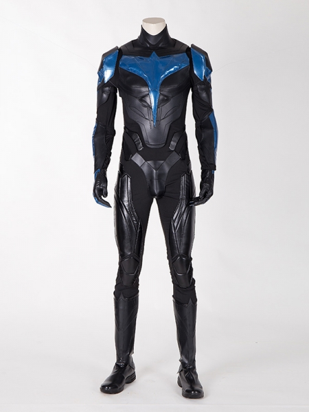 Titans Season 2 Nightwing Cosplay Costume