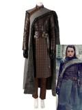 Game of Thrones Season 8 Cosplay Arya Stark Cosplay Costume