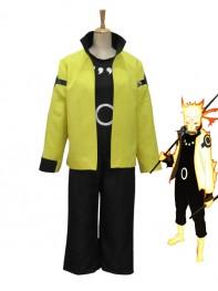 Naruto Uzumaki Naruto Nine-Tails Bijuu Mode 3rd Cosplay Costume