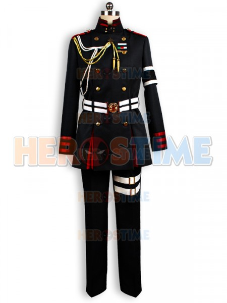 Seraph of the End  Uniforme de Guren Ichinose Cosplay