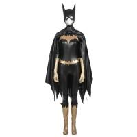 2017 Newest Deluxe Batgirl Superhero Cosplay Costume