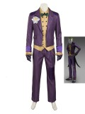 Batman Arkham City Supervillain Joker Cosplay Costume