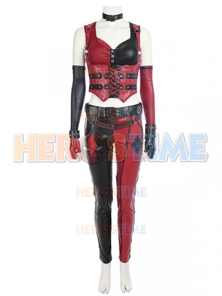 Batman: Arkham City  Disfraz de Harley Quinn