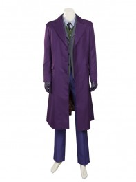 DC Comics Joker Batman Series Cosplay Costume