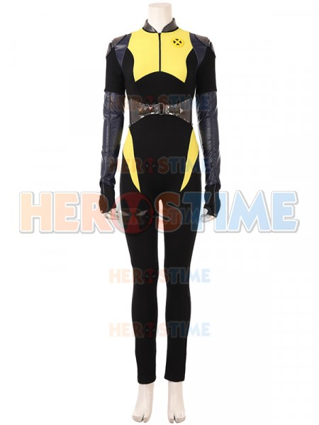 Deadpool 2  Traje Lujoso de Negasonic Teenage Warhead  Disfraz de Cosplay