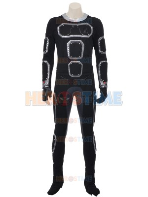 Fantastic Four Human Torch Superhero Cosplay Costume