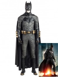 Superhero Film Justice League Batman Cosplay Costume