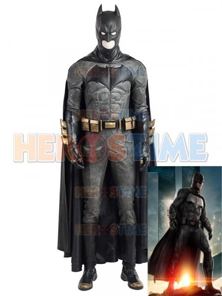 Liga de la Justicia Traje de Batman Cosplay
