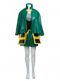 Meet The Avengers: Loki Female Version Cosplay Costume