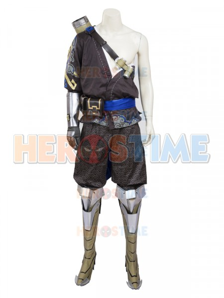 Overwatch Hanzo Popular Game Character Cosplay Costume