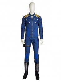 Star Trek Captain James T. Kirk Cosplay Costume