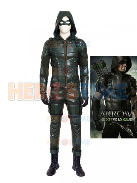 The Arrow Season 5 Traje Completo de Arrow