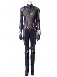 Ant-Man and the Wasp Deluxe Film Version Wasp Cosplay Costume