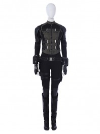 Avengers Endgame Version Black Widow Cosplay Costume