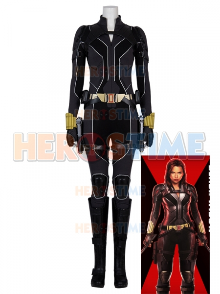 Black Widow Costume 2020 Black Widow Movie Cosplay Traje