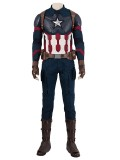 Captain America Full Suit Avengers: Endgame Cosplay Costume