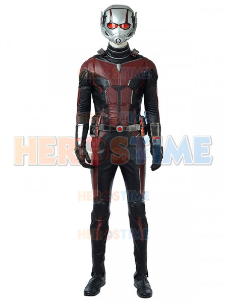 Deluxe Antman Suit Ant-Man and the Wasp Cosplay Costume