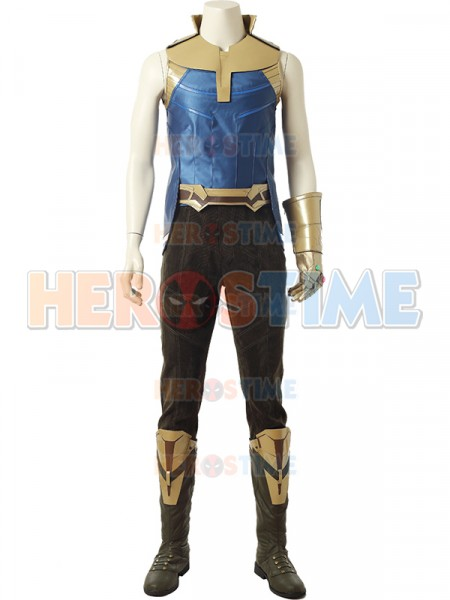 Thanos Costume Avengers Infinity War Version Deluxe Costume