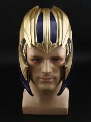 Thanos Helmet Avengers Endgame Cosplay PCV Cosplay Mask