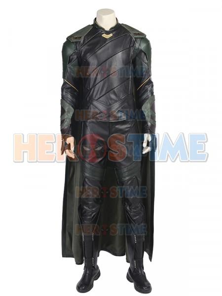 Thor: Ragnarök Costume Loki Cosplay Costume
