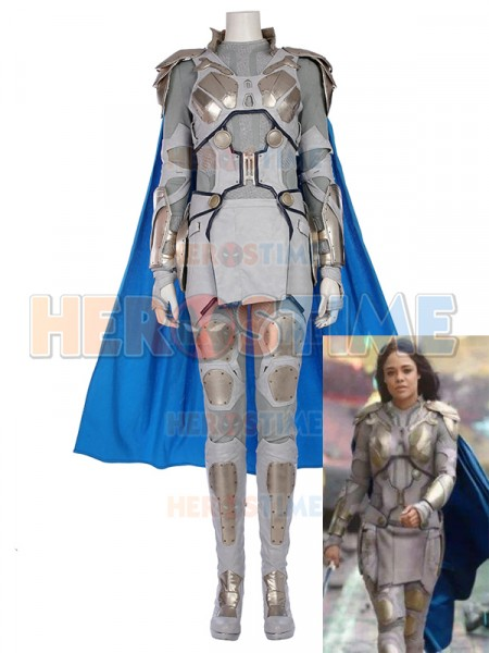 Thor: Ragnarok Costume New Version Valkyrie Suit