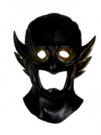 The Flash 3 Flash Mens Superhero Mask Helment
