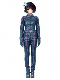 X-men Female Superhero Costume Kitty Pryde Cosplay Costume