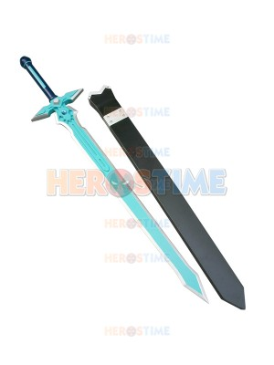 2016 Sword Art Online Kirigaya Kazuto Wood Cosplay Sword Dark Repulsor