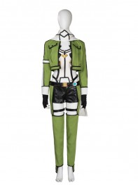 Sword Art Online Asada Shino Cartoon Cosplay Costume