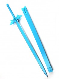 Sword Art Online Eugeo Cosplay Blue Rose Sword