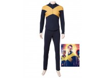 Cyclops Scott Summers Suit X-Men Dark Phoenix Cosplay Costume