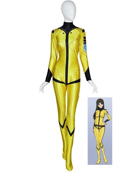 Miki Saijou Costume Space Battleship Yamato 2199 Cosplay Costume