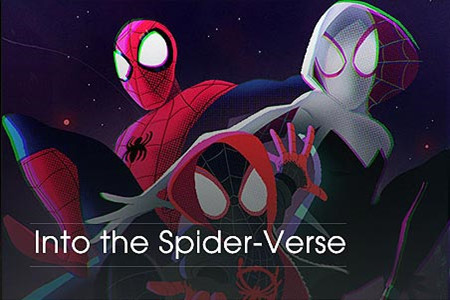 Into the Spider-Verse Costumes